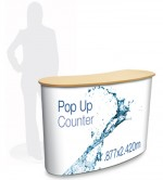 Pop Up Counter